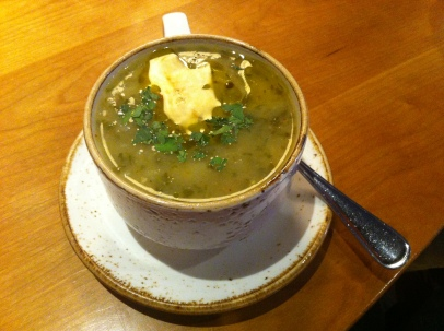 Potato & Kale Soup